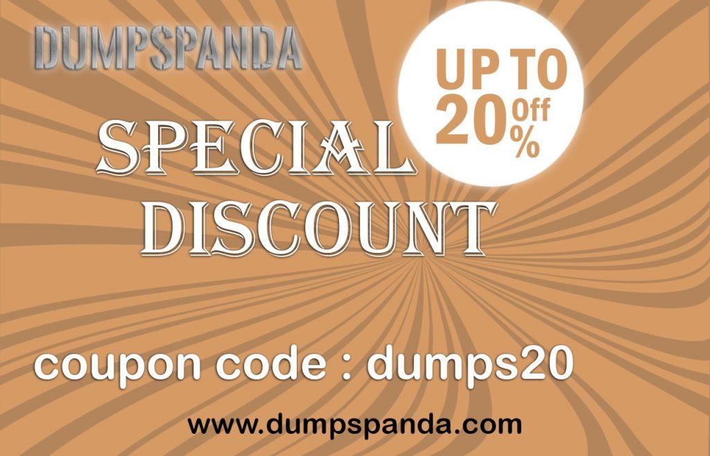 dumpspanda discount