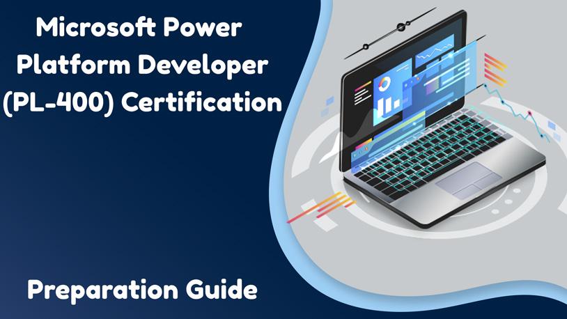 Microsoft power platform developer (PL-400)